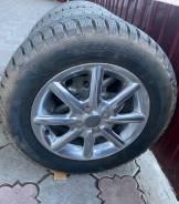 Продам комплект колёс хром