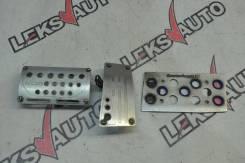 Накладки на педали RAZO (комплект) Mitsubishi Airtrek 2003 [MR954403] CU2W 4G63T