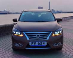 Фары (Тюнинг Комплект) Nissan Sentra /Sylphy (B17) 2012-2017.