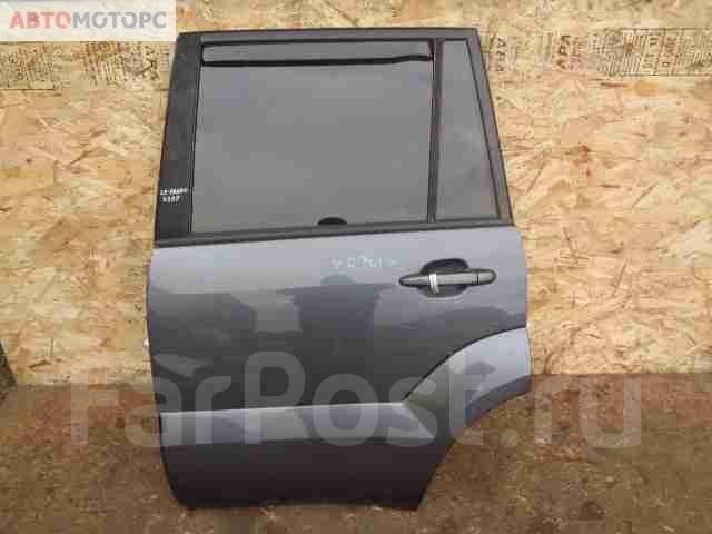 Дверь задняя левая Toyota Land Cruiser Prado III (J120) 2006 (Джип)