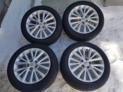 Комплект колес камри Лето R17 215/55/17 5.114.3