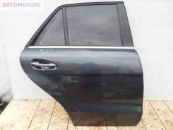 Дверь задняя правая Mercedes M-klasse (W166) 2011 - 2015 2012 (Джип)