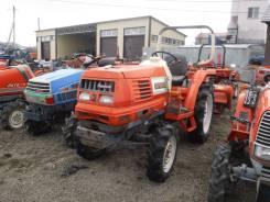 Hinomoto NX240. Трактор 24лс, гур, фреза, вом, Реверс, 24,00л.с.