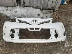 Бампер передний Toyota VITZ NSP130