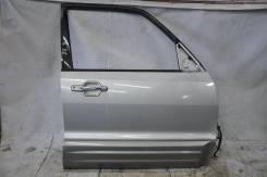 Дверь передняя правая Mitsubishi Pajero V75W, 6G74, 2001 г.
