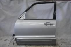 Дверь передняя левая Mitsubishi Pajero V75W, 6G74, 2001 г.