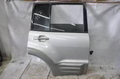 Дверь задняя правая Mitsubishi Pajero V75W, 6G74, 2001 г.