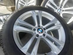 Итальянские 19-е диски BMW на зиме 255/50R19 Bridgestone. БП по РФ
