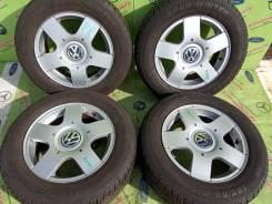 Комплект колес Volkswagen R15 5х100 6J ET38 195/65R15