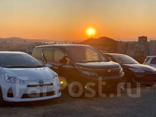Покупка и доставка автомобилей с аукционов Японии по всей России!