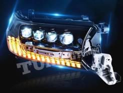 LED Фары 4 линзы Land Cruiser 200 2016+