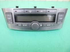 Блок управления климат-контролем Toyota Avensis, AZT250/ZZT251,1AZ/1ZZ