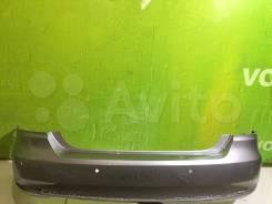 Бампер задний VW Polo седан рестайлинг 6RU807421G