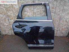 Дверь задняя правая Volkswagen Touareg II (7P) 2010 - 2018 2012 (Джип)