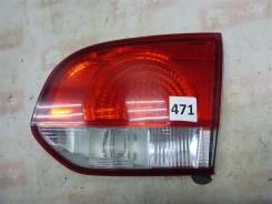 Фонарь Volkswagen Golf 2012 [5K0945260] 5K1 CGGA, задний правый
