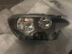Фара правая BMW 116i 2012 63117229672