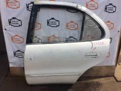 Дверь задняя левая. Toyota Sprinter AE100