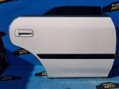 Дверь задняя правая Toyota Chaser JZX100 (цвет 040), 221
