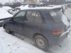 Дверь боковая Toyota Starlet EP85, 4EFE