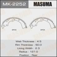 Колодки барабанные Masuma R-1022 MK-2252 04047-26060