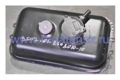 Бак масляный ГАЗ 3307, гидросистемы подъема кузова