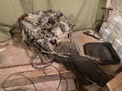 Полный свап двигатель 1JZ (трамблерный)