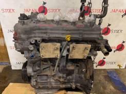 Двигатель QG18 2005 г. в. Пробег 69т. км Nissan Avenir W11