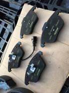 Колодки передние комплект новые Textar VAG 2358701