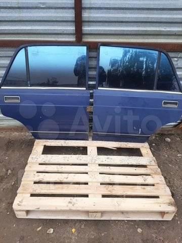 Двери задние ваз 2107 левая правая 21056200015/21056200014 В Ступино