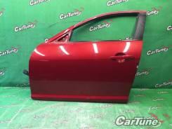 Дверь передняя левая Цвет-27A Mazda RX-8 SE3P 13BMSP [Cartune] 1034