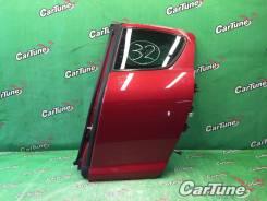Дверь задняя левая Цвет-27A Mazda RX-8 SE3P 13BMSP [Cartune] 1034