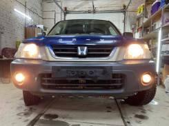 Бампер Honda CRV RD1 оригинальный рестайлинг