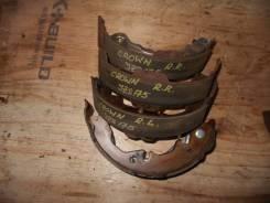 Колодки стояночного тормоза Toyota Crown JZS175 46540-51010