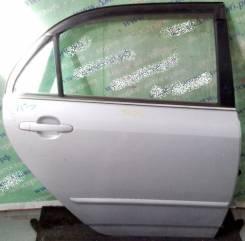 Дверь боковая Toyota Corolla E12# задняя правая