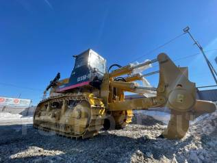 Powerplus. Бульдозер PowerPlus D155B-II, 40 000кг.