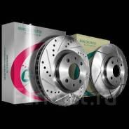 Перфорированные тормозные диски | низкая цена | доставка по РФ 43512-60130