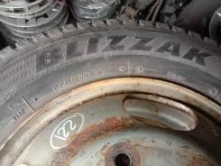 Резина 175R14 8PR LT зима Bridgestone 80% + диск 6x170