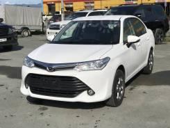 Бампер. Новый. Toyota Corolla Axio/Fielder 2 модель 2015-2017