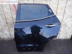 Дверь Задняя Левая Hyundai Santa FE III (DM) 2012 - (Джип)