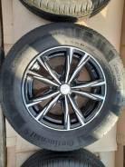 Новые летние колеса 215/70 R16