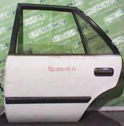 Дверь боковая Toyota Corona T17# задняя левая