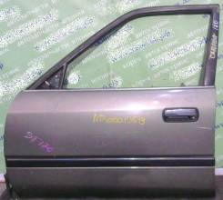 Дверь боковая Toyota Corona T17# передняя левая