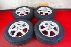Продам комплект колес на литье 185/65R15 лето