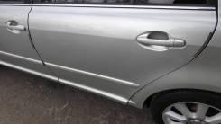 Дверь задняя левая цвет 1C0 Toyota Avensis AZT251 2006