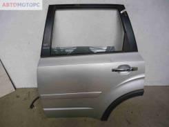 Дверь задняя левая Subaru Forester III (SH) 2007 - 2012 2009 (Джип)