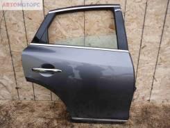 Дверь задняя правая Infiniti EX I (J50) 2007 - 2013 2011 (Джип)