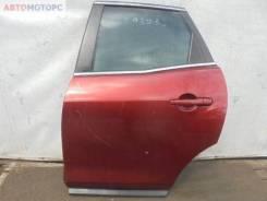 Дверь задняя левая Mazda CX-7 (ER) 2006 - 2012 2007