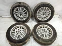 Колесо Комплект Колес В Сборе Dunlop 195/65R15
