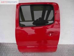 Дверь задняя левая Toyota Tacoma II (N20) 2004 - 2015 2006 (Пикап)