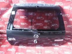 Дверь задняя Mazda Laputa 1999 HP11S-601060 F6A-2624121
